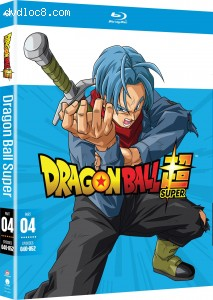 Dragon Ball Super: Part 4 [Blu-ray] Cover