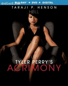 Tyler Perry's Acrimony [Blu-ray + DVD + Digital]