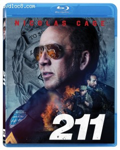 211 [Blu-ray] Cover