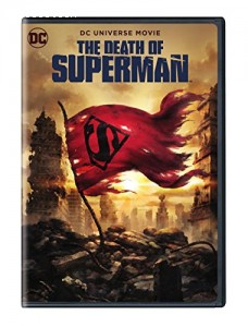 Death Of Superman, The Cover
