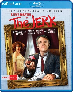 Jerk, The: 40th Anniversary Edition Cover