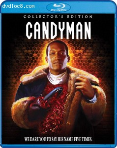 Candyman: Collector's Edition [blu-ray] Cover