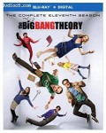 Cover Image for 'Big Bang Theory, The : The Complete Eleventh Season [Blu-ray + Digital]'