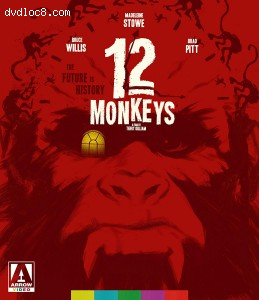 12 Monkeys: Special Edition [blu-ray] Cover