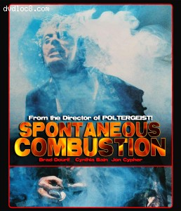 Spontaneous Combustion [blu-ray] Cover