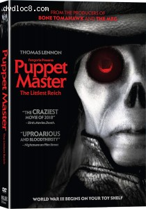 Puppet Master: The Littlest Reich Cover