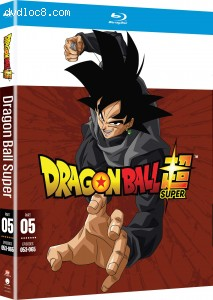 Dragon Ball Super: Part 5 [Blu-ray] Cover