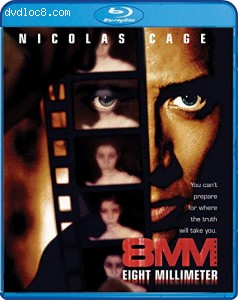 8MM [blu-ray] Cover