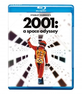 2001: A Space Odyssey (Remastered) [Blu-ray]