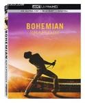 Cover Image for 'Bohemian Rhapsody [4K Ultra HD + Blu-ray + Digital]'