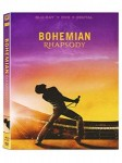 Cover Image for 'Bohemian Rhapsody [Blu-ray + DVD + Digital]'