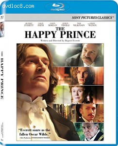 Happy Prince, The [Blu-ray] Cover