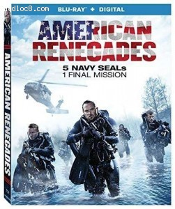 Cover Image for 'American Renegades [Blu-ray + Digital]'