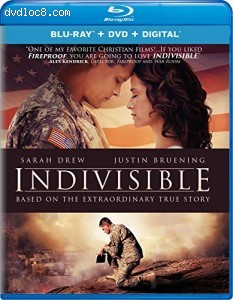 Cover Image for 'Indivisible [Blu-ray + DVD + Digital]'