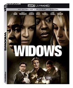 Cover Image for 'Widows [4K Ultra HD + Blu-ray + Digital]'