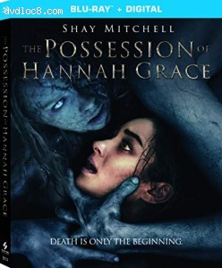 Possession of Hannah Grace, The [Blu-ray + Digital] Cover