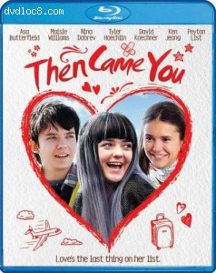 Then Came You [Blu-ray] Cover