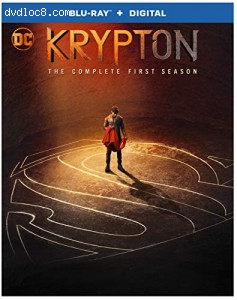 Krypton: The Complete First Season [Blu-ray] Cover