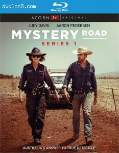 Mystery Road: Series 1 [Blu-ray] Cover