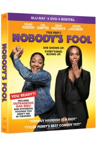 Cover Image for 'Nobody's Fool [Blu-ray + DVD + Digital]'
