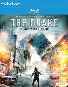 Cover Image for 'Quake, The'