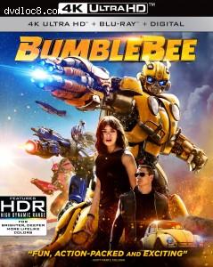 Bumblebee [4K Ultra HD + Blu-ray + Digital] - Amazon Blu-ray