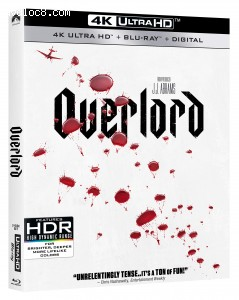 Cover Image for 'Overlord [4K Ultra HD + Blu-ray + DVD]'