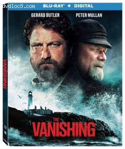 Cover Image for 'Vanishing, The [Blu-ray + Digital]'