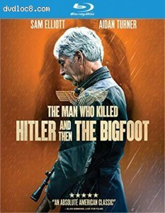 Cover Image for 'Man Who Killed Hitler and then The Bigfoot, The'
