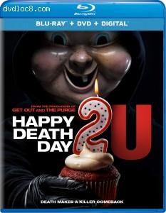 Cover Image for 'Happy Death Day 2U [Blu-ray + DVD + Digital]'