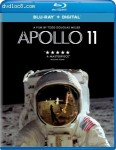 Cover Image for 'Apollo 11 [Blu-ray + Digital]'