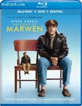 Cover Image for 'Welcome to Marwen [Blu-ray + DVD + Digital]'