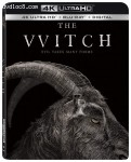 Cover Image for 'Witch, The [4K Ultra HD + Blu-ray + Digital]'