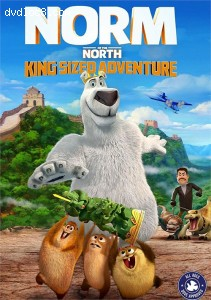 Norm of the North: King Sized Adventure Cover
