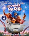 Cover Image for 'Wonder Park [Blu-ray + DVD + Digital]'