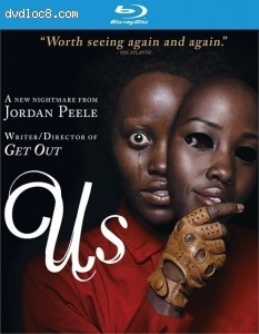 Us [Blu-ray + DVD+ Digital]