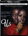 Cover Image for 'Us [4K Ultra HD + Blu-ray + Digital]'