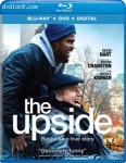 Cover Image for 'Upside, The [Blu-ray + DVD + Digital]'