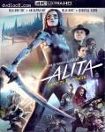 Cover Image for 'Alita: Battle Angel [Blu-ray 3D + 4K Ultra HD + Blu-ray + Digital]'