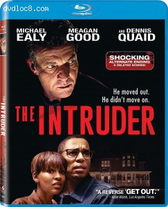 Cover Image for 'Intruder, The [Blu-ray + Digital]'