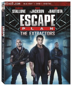 Cover Image for 'Escape Plan: The Extractors'