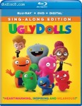Cover Image for 'UglyDolls [Blu-ray + DVD + Digital]'