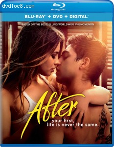 Cover Image for 'After [Blu-ray + DVD + Digital]'
