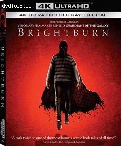 Cover Image for 'Brightburn [4K Ultra HD +  Blu-ray + Digital]'