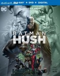 Cover Image for 'Batman: Hush [Blu-ray + DVD + Digital]'