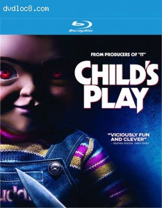 Child's Play [Blu-Ray/Digital] Cover