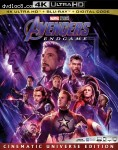 Cover Image for 'Avengers: Endgame [4K Ultra HD + Blu-ray + Digital]'