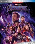Cover Image for 'Avengers: Endgame [Blu-ray + Digital]'