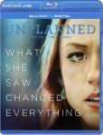 Cover Image for 'Unplanned [Blu-ray + Digital]'