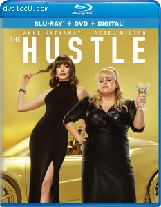 Hustle, The [Blu-ray + DVD + Digital] Cover